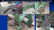 Ремонт посевных агрегатов