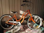 Женский велосипед Giant Simple Seven
